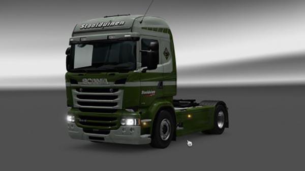 Scania RJL Highline Staalduinen Skin