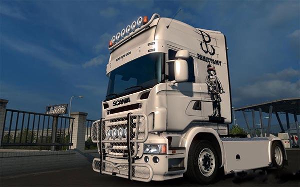 Scania RJL Polska Walacza