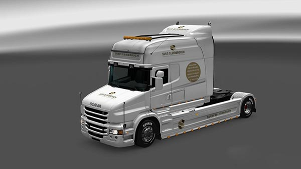 Scania T Sven Slembrouck Skin