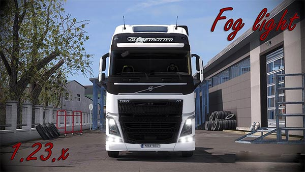 Volvo FH 2012 Fog light v1.5