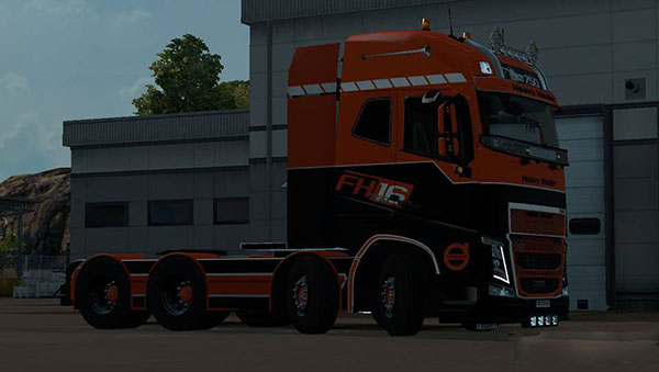 Volvo Heavy Hauler Skin
