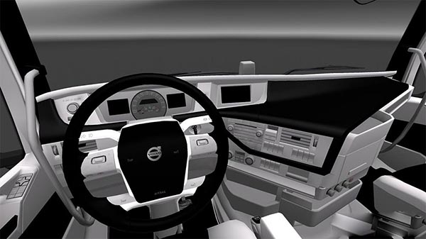 FH2012 black and white interior