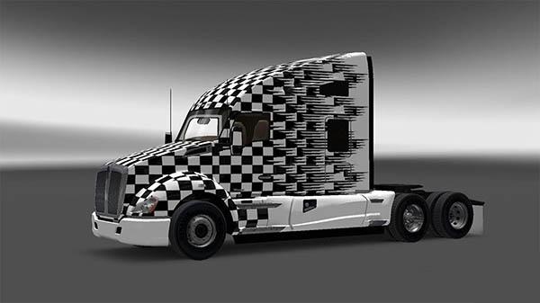 Kenworth T680 Speed Skin
