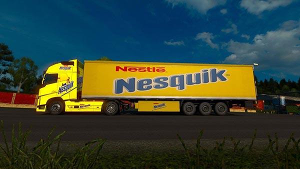 Nesquik Combo Pack