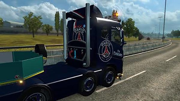 PARIS SAINT-GERMAIN Skin for Volvo Ohaha