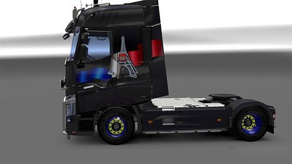 Renault Range T RTA French Paint Job v1