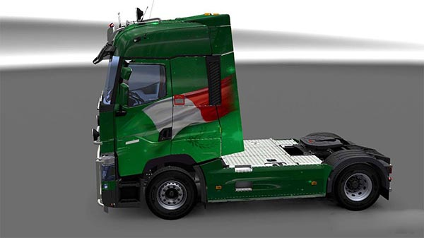 Renault Range T RTA Italian Paint Job 1
