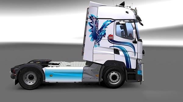 Renault Range T RTA W.B Eagle Skin