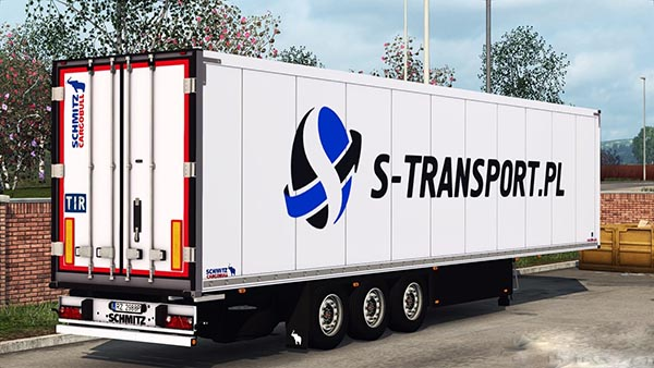 S-Transport.PL Trailer