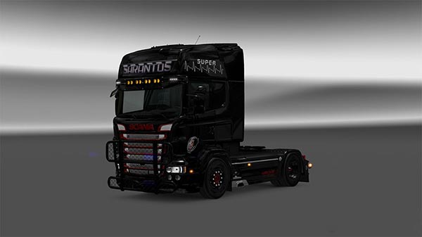 Scania Hurricaner