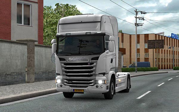 Scania Sounds