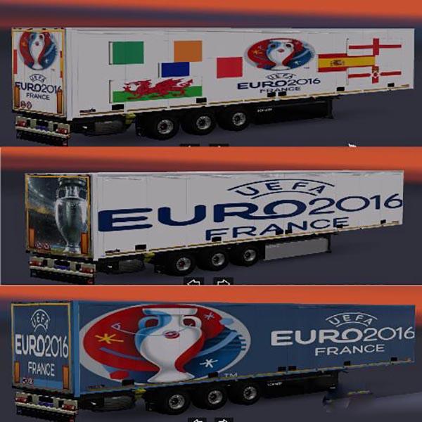 Schmitz Euro Trailer