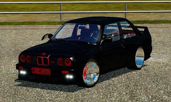 BMW E30 + Interior