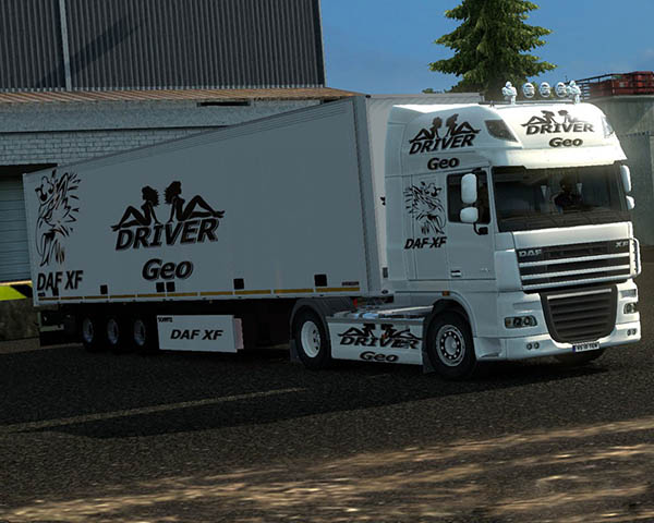 Driver Geo Combo Pack