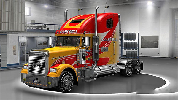Freightliner Classic XL CAMPBELL
