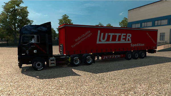Lutter Spedition Trailer