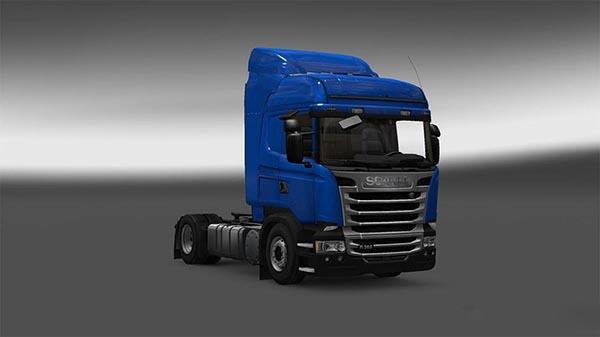 Scania Low Deck