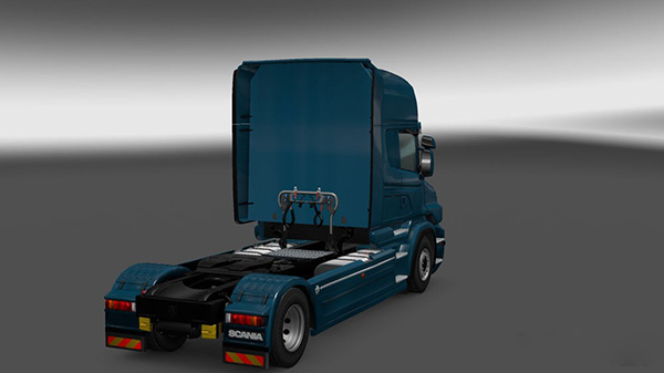 Scania RJL Custom Backwall