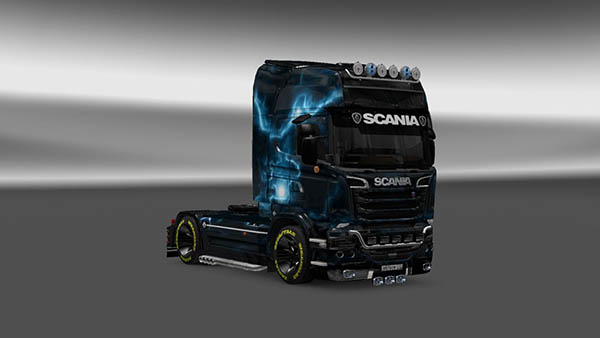 Scania Streamline Fantasy Skin v 3.0