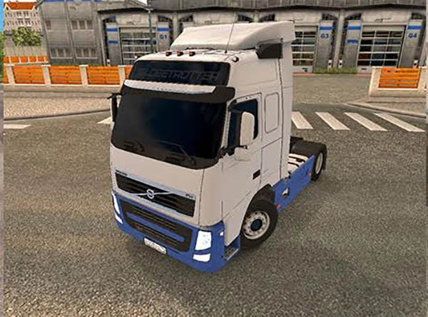 Tinted for Volvo FH13 440