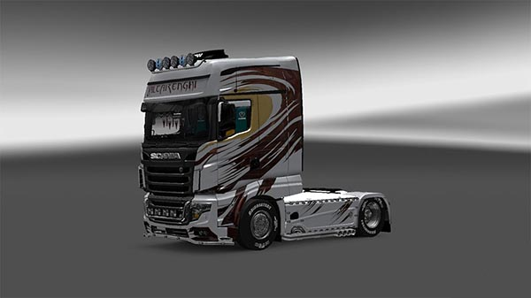 Valcarenghi Skin for Scania R700