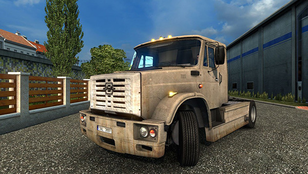 Zil 4421 Fixed V1.24