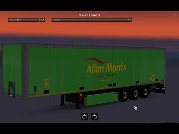 Allan Morris Trailer