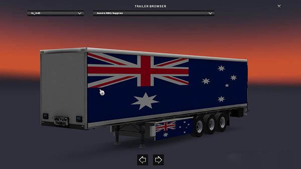 Australian Trailer