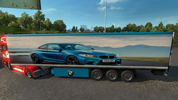 BMW Trailer 4K UHD