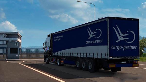 Cargo-Partner trailer