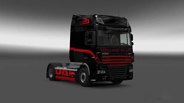 DAF Holland Power Skin