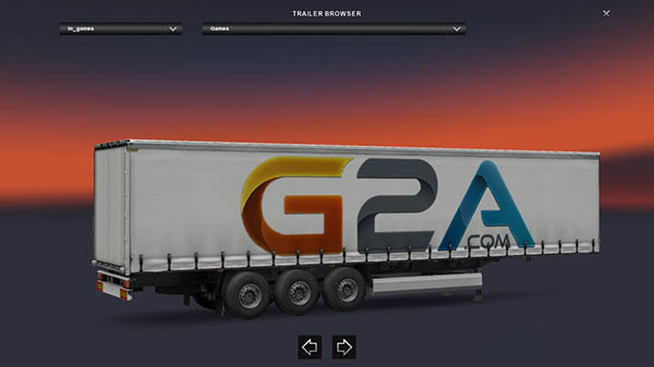 G2A Trailer