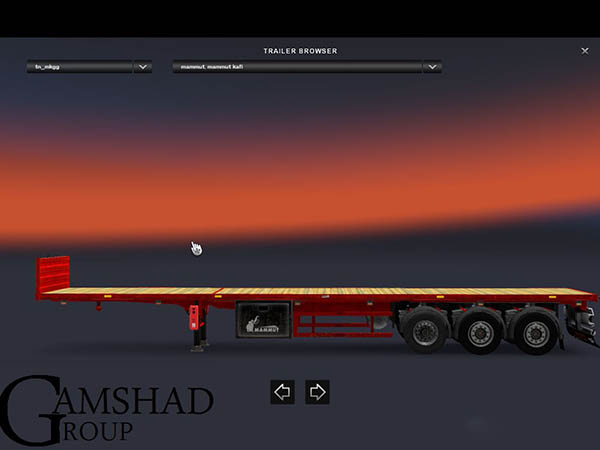 Iranian Mammut Kafi Trailer