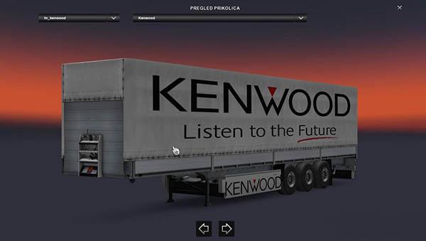 Kenwood Trailer