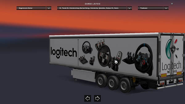 Logitech Trailer