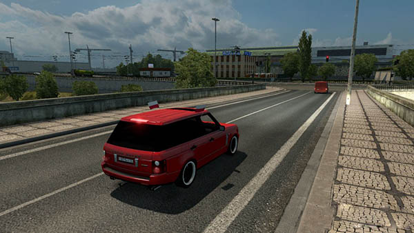 Range Rover Supercharged 2008 V1.24 + DLC Flag