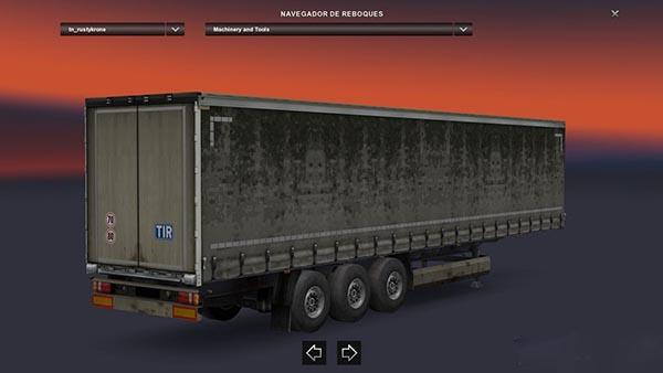 Rusty Krone Profiliner v 1.0