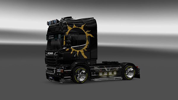 Scania R 2009 Kino Skin
