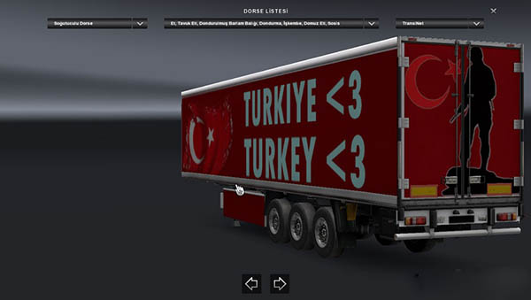 Turkey Turkıye Trailer
